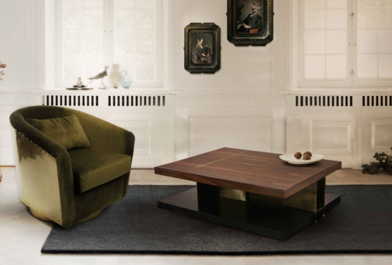 40 Furniture Ideas For The Luxury Living Room Of Your Dreams luxury living room 40 Furniture Designs To Upgrade Your Luxury Living Room Modern Center Tables to Kick of 2020 All Inspirations Here 1