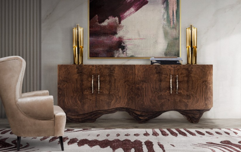 Let Yourself Fall In Love With These Unique And Modern Sideboards