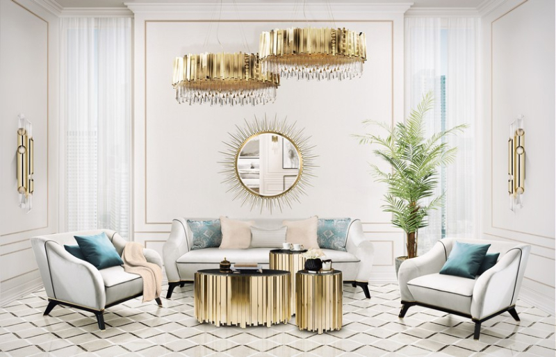 40 Furniture Ideas For The Luxury Living Room Of Your Dreams luxury living room 40 Furniture Designs To Upgrade Your Luxury Living Room empire center table cover 03 1