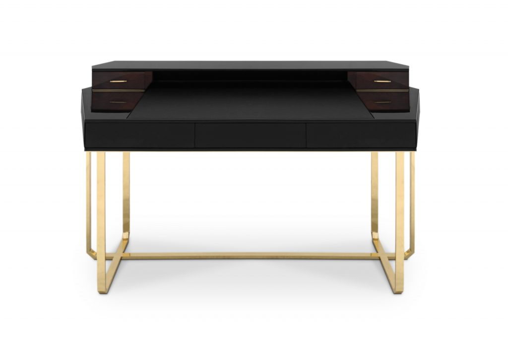 20 Luxury Desks to Furnish Your Home Office