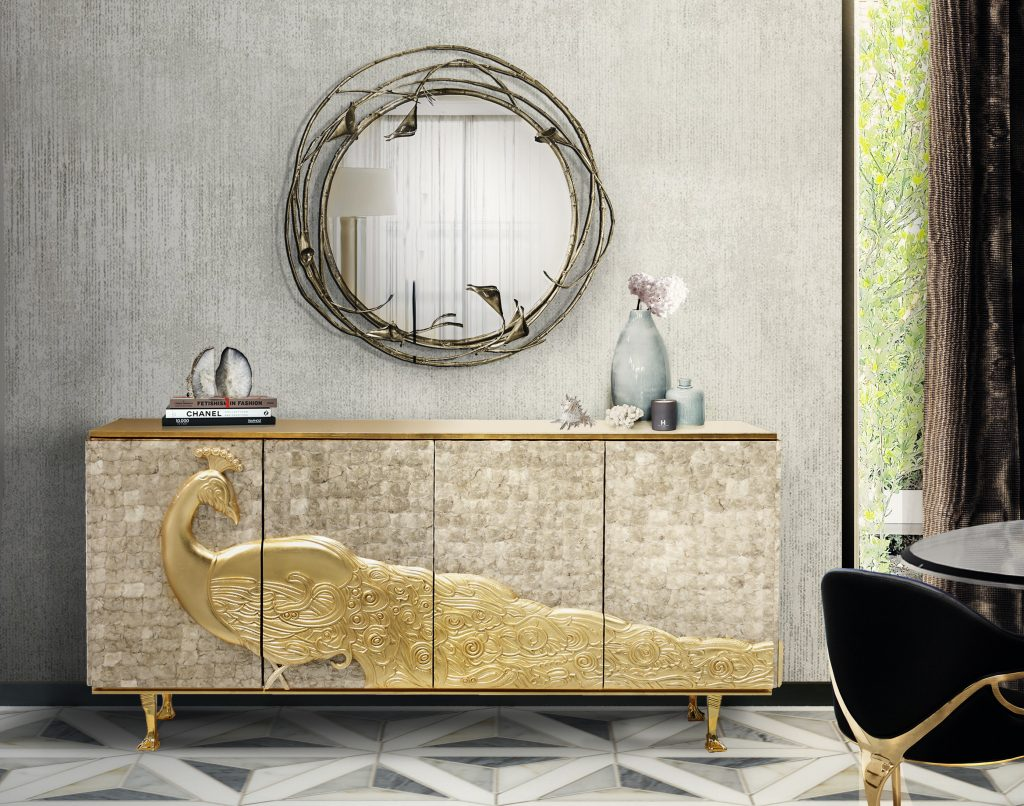 Exclusive Sideboards to Furnish Your Luxury Home