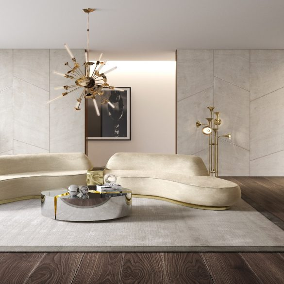 Luxury Center Tables To Compliment Your Interior Design