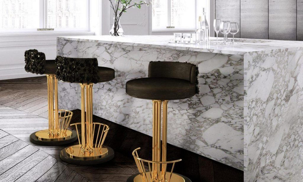 Luxury Bar Chairs To Transform Your Home