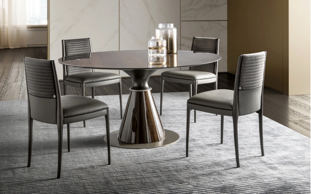 Round Luxury Tables For Your Kitchen