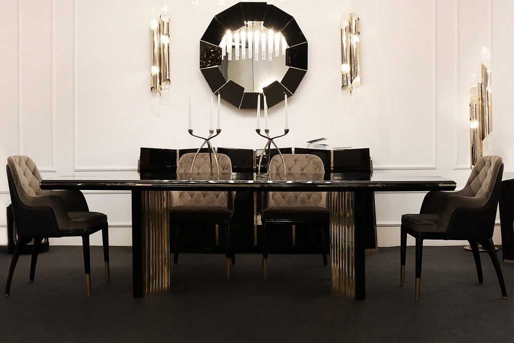 20 Exclusive Dining Tables That You'll Love