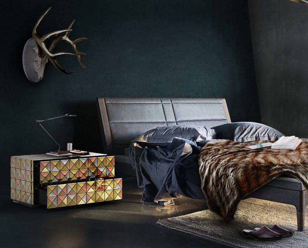 Exclusive Nightstands For A Luxury Bedroom