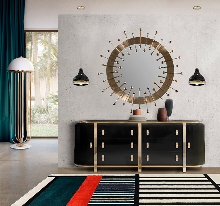 Exclusive Mirrors To Enhance Your Interior Design