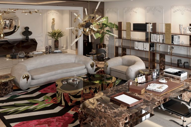 Luxury Armchairs For An Outstanding Interior