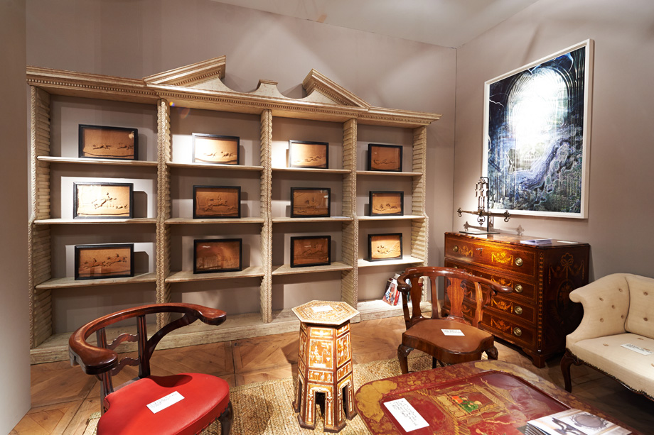 Edward Hurst - An Antique Dealer And Interior Consultant
