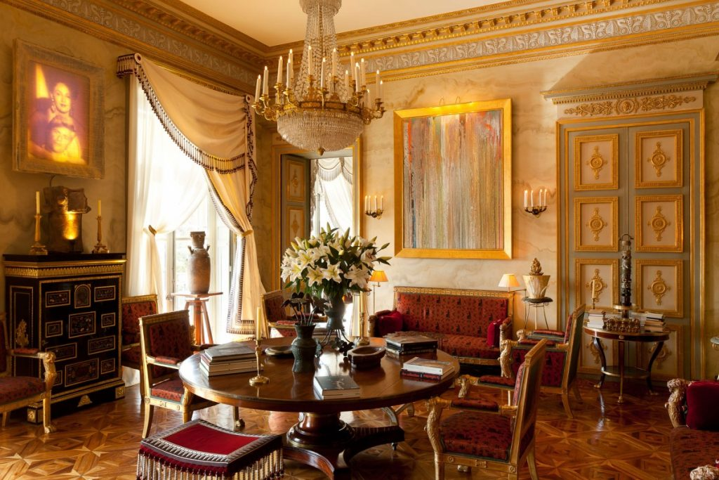 Jacques Garcia - Be Inspired By These Interior Design Projects