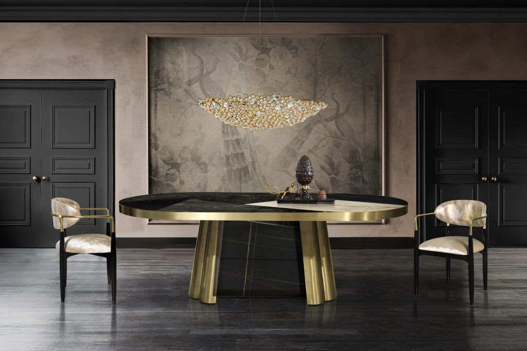 Exclusive Tables For A Modern Dining Room