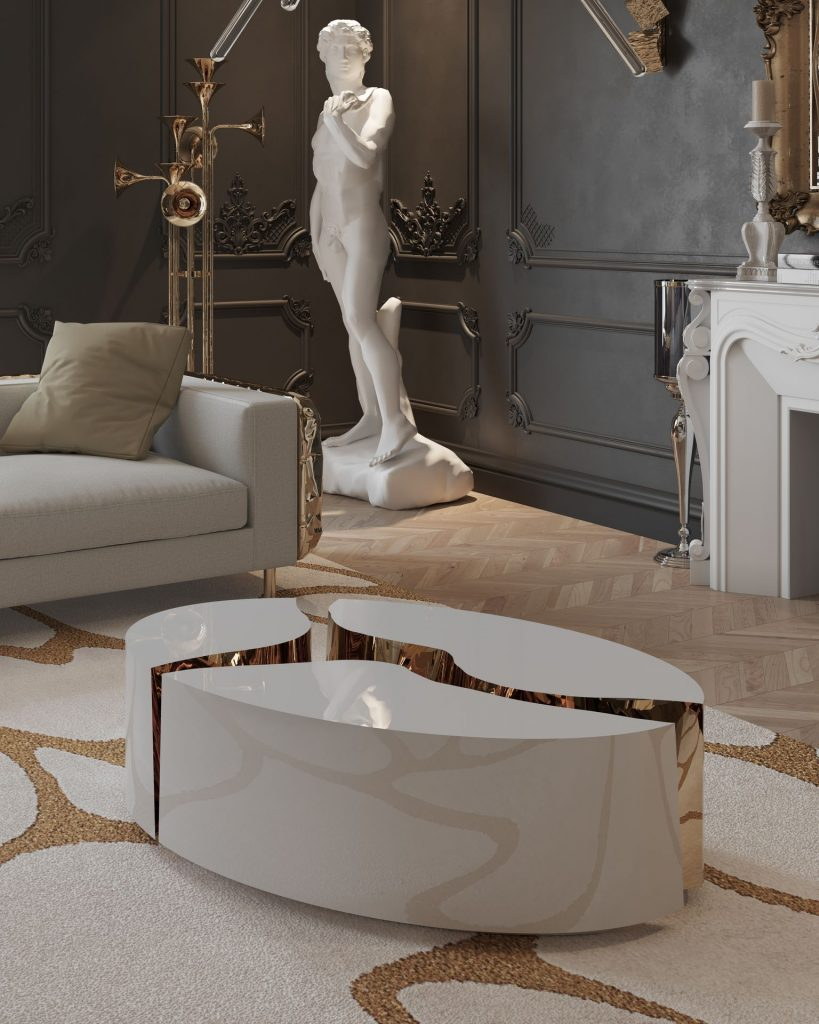 Luxury Center Tables For Your Living Room Design