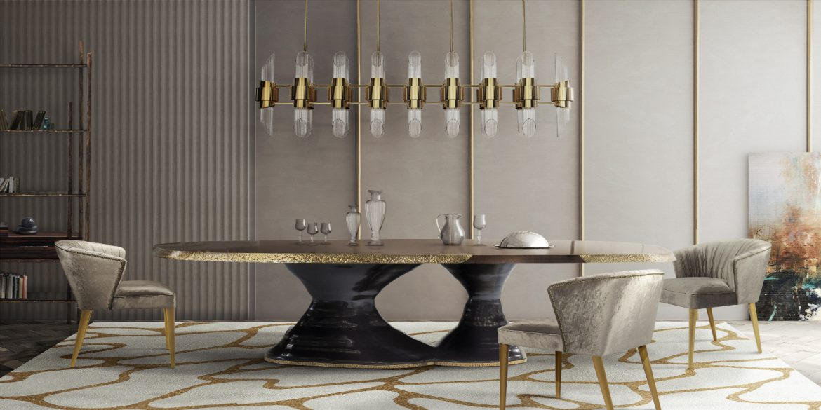 Exclusive Chandeliers For a Luxury Dining Room