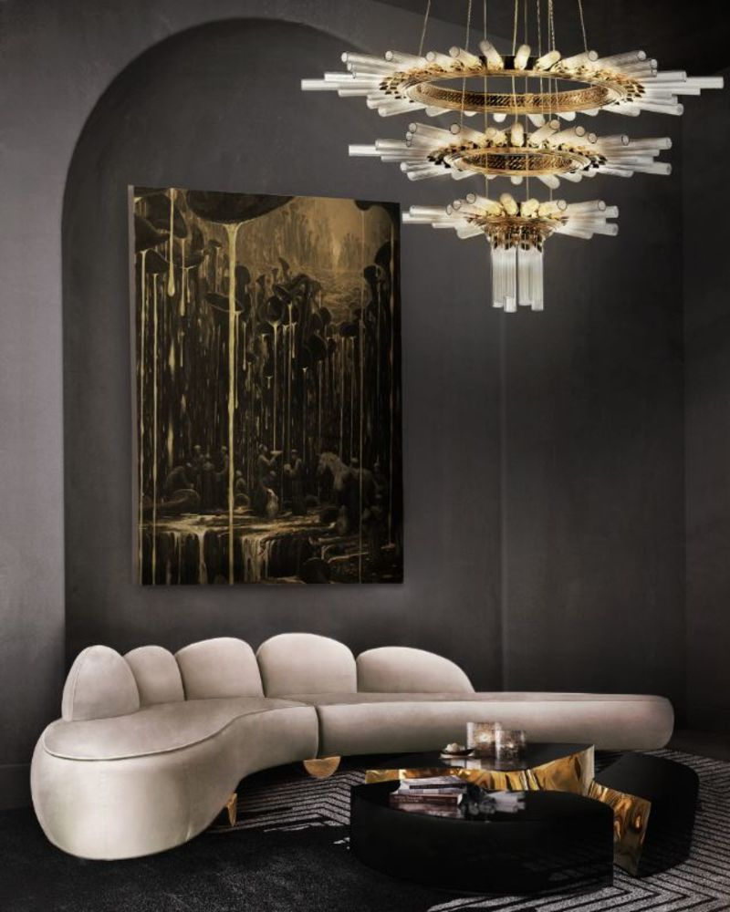 Luxury Living Room Ideas For A Sophisticated Home Lapiaz Oval Center Table