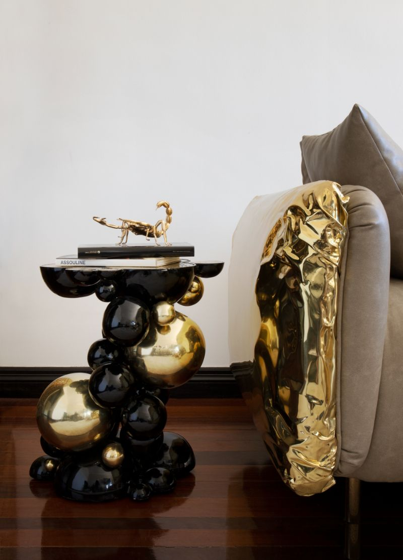 Modern Inspirations For a Luxury Home Design Newton Side Table