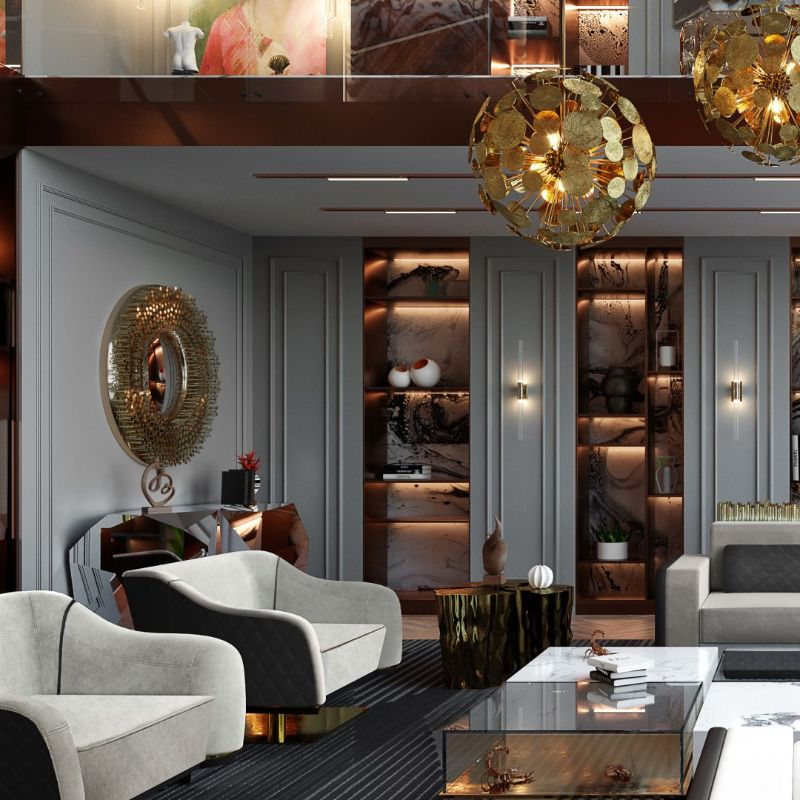 Luxury Living Room Ideas For A Sophisticated Home Metamorphosis Center Table