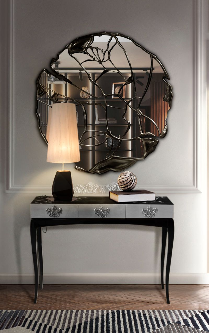 Modern Inspirations For a Luxury Home Design Trinity Console