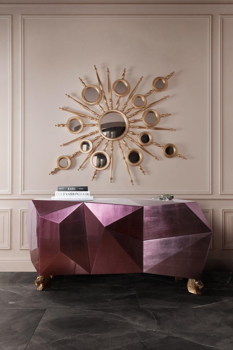 Luxury Mirrors That Will Make Your Master Bedroom Bigger Apollo Mirror