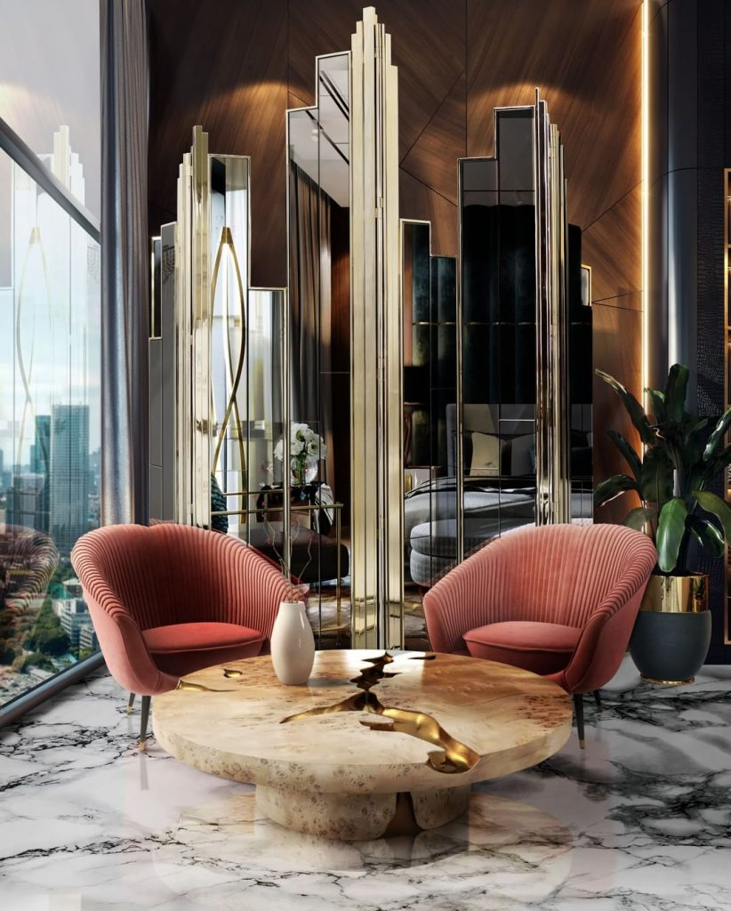 Luxury Interiors For A Sophisticated Home