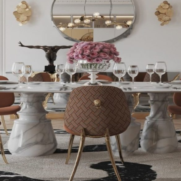 Luxury Dining Room Ideas To Fuel Your Inspiration