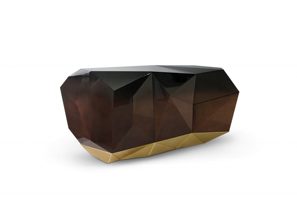 Exclusive Furniture Designs For A Sophisticated Home exclusive furniture Exclusive Furniture Designs For A Sophisticated Home diamond chocolate sideboard boca do lobo 01 1024x683