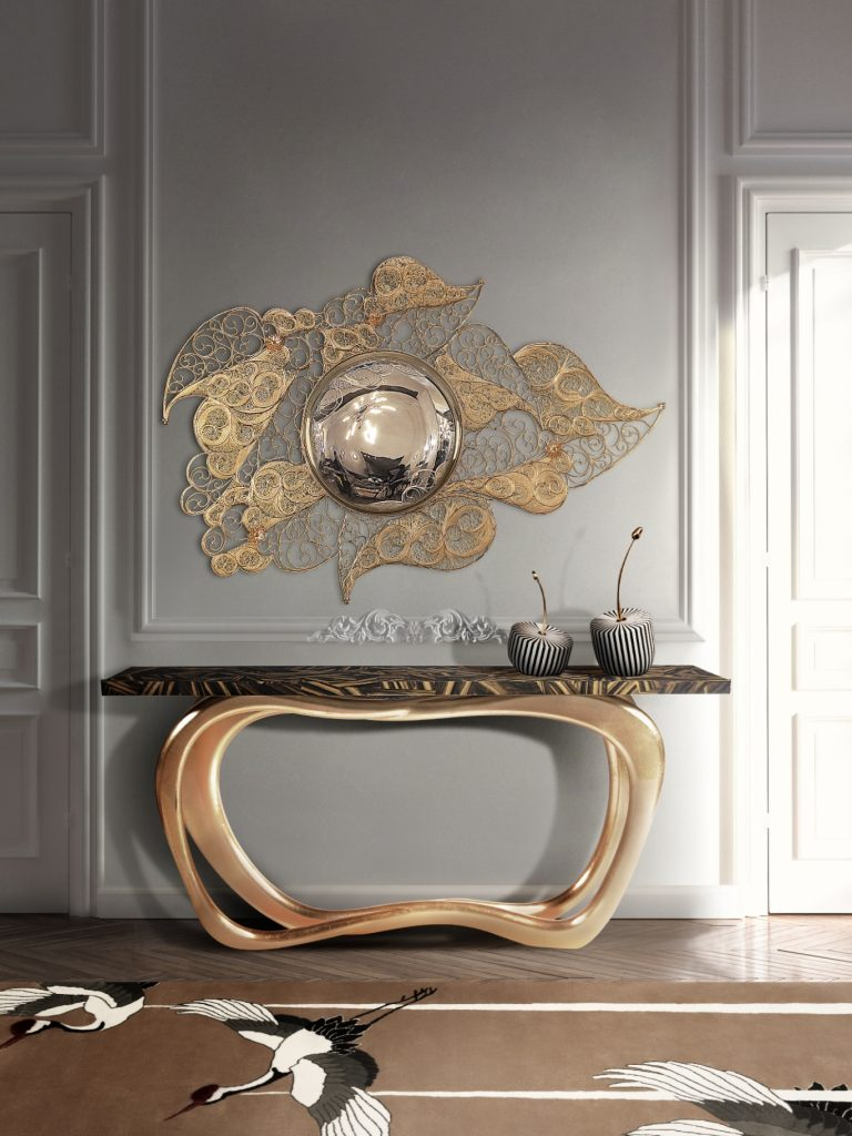 Exclusive Furniture Designs For A Luxury Home
