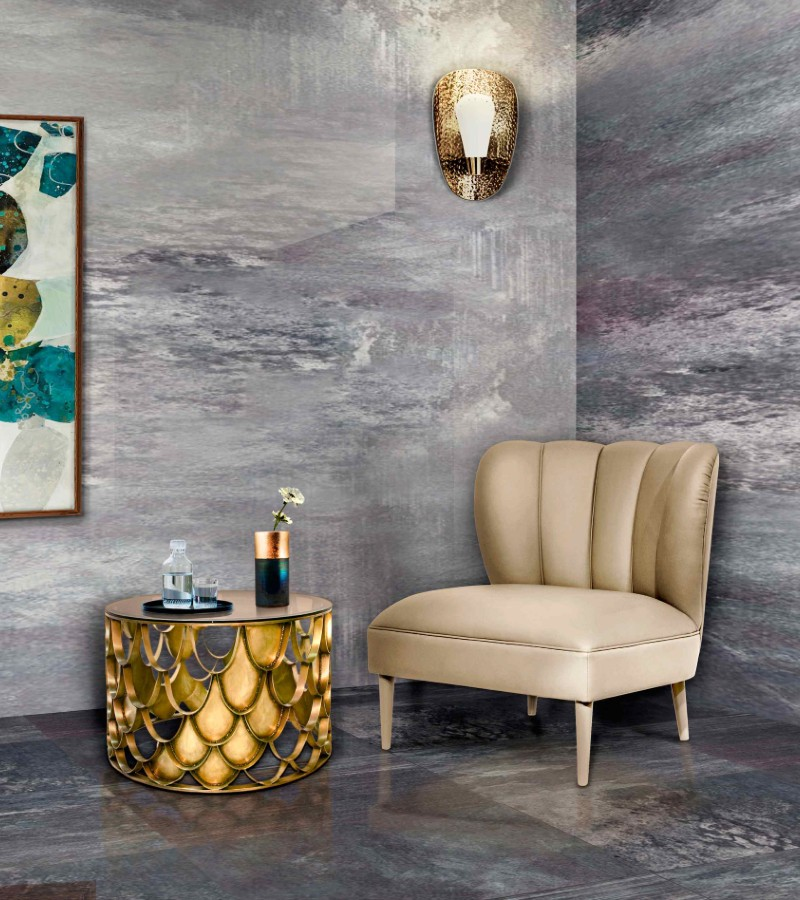 Delight An Elegant Spark In Your Living Room With These Classic Wall Lamps