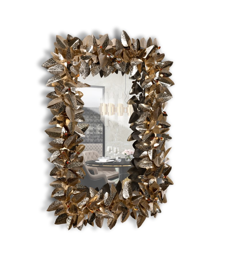 Spruce Up Your Elegant And Modern Living Room With These Exquisite Mirrors