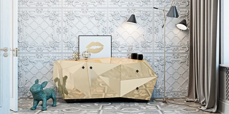 15 Bespoke Buffets That Make A Statement Inside A Modern Home