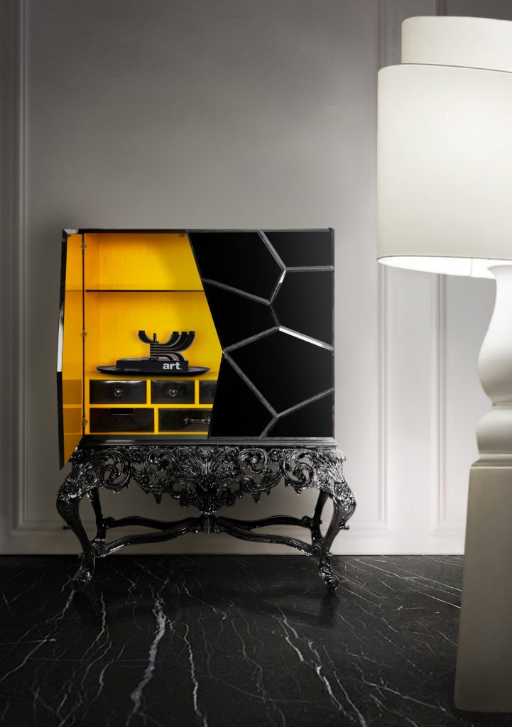 10 Luxury Cabinets by Top Furniture Brands