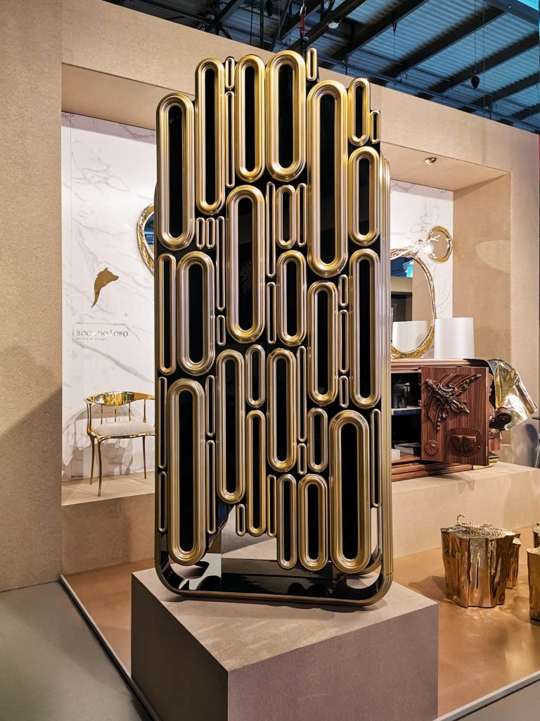 Discover A Luxury Cabinet by Boca do Lobo's At Supersalone 2021!