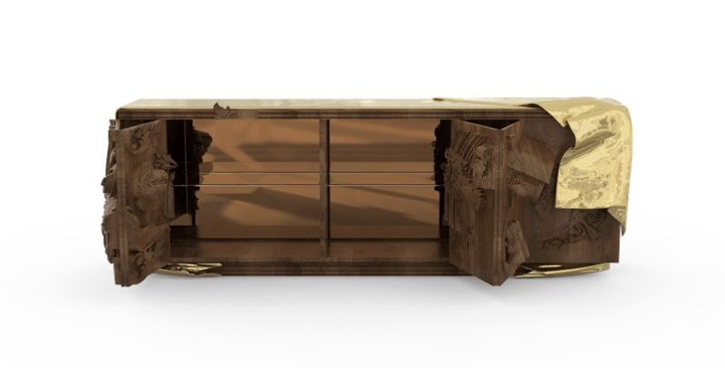 Luxury Sideboards And Cabinets by Top Furniture Brands