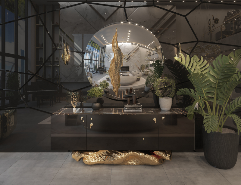 Luxury Design Pieces You Can Find Inside A New York Penthouse